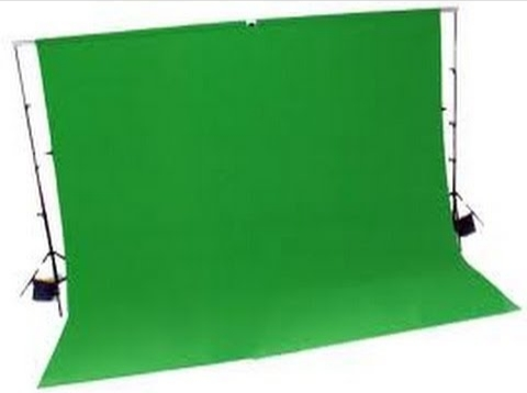 Fotobudka Greenscreen